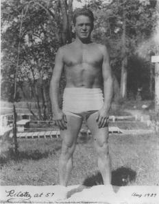 Pilates at 57